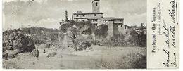 ITALIE - TRES RES RARE - Garfagnana - Pentecosi - Petit Format - 1903 - Lucca