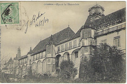 PORTUGAL - COIMBRA - Aspecto Da Universidade - 1904 - Coimbra
