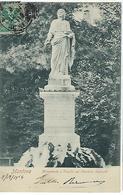 ITALIE - Montova - Monumento A Virgilio Nel Giardino Cavriani - 1904 - Mantova