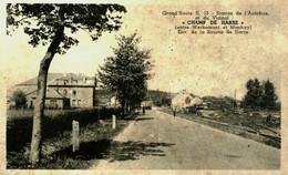 Belgique  /  Entre Werbomont Et Manhay //station De L'autobus  Grande Route N15 - Huy