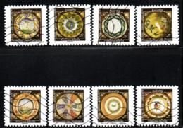 N° 1777,9,80,1,3,5,7,8 - 2019 - KlebeBriefmarken