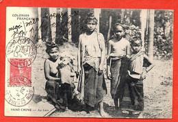 Colonies  Française - INDO-CHINE - Au Laos - Laos