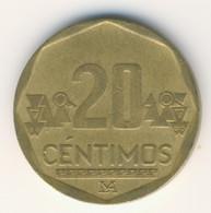 PERU 2018: 20 Centimos, KM 306 - Perú