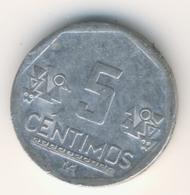 PERU 2014: 5 Centimos, KM 304.4a - Perú