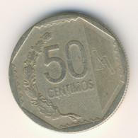 PERU 2013: 50 Centimos, KM 307 - Perú