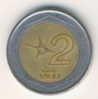 PERU 2008: 2 Nuevos Soles, KM 313 - Perú