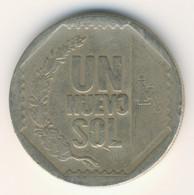 PERU 2008: 1 Nuevo Sol, KM 308 - Perú