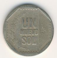 PERU 2005: 1 Nuevo Sol, KM 308 - Perú