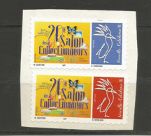 Nouveauté    Salon Des Collectionneurs    (pag3c) - Used Stamps
