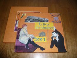 LE LIVRE DES TIMBRES FRANCE 2001 SANS LES TIMBRES - Autres Livres