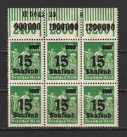 MiNr. 279 HAN H 5042.23 ** Formnummer  8   (0580) - Unused Stamps
