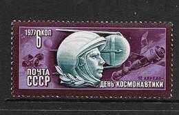 URSS 1977 ESPACE  YVERT N°4363  NEUF MNH** - Raumfahrt