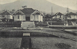 Pays Div- Ref X954- Indonesie - Indonesia - Hotel Bellevue - Wanasari -soekaboemi - - Indonesia