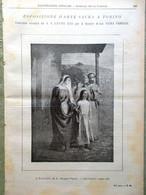 L'illustrazione Popolare 28 Agosto 1898 Bismarck Schonhausen Chiavari Arte Sacra - Ante 1900