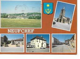 57 NEUFCHEF Cpm Multivues - Autres Communes