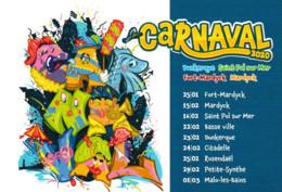 Dunkerque Carnaval 2020 - Dunkerque