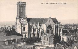 14-VILLERS SUR MER-N°3948-E/0143 - Villers Sur Mer