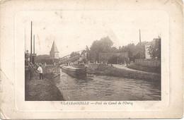 77 Claye-Souilly Pont Du Canal De L'Ourcq (péniche) - Unclassified