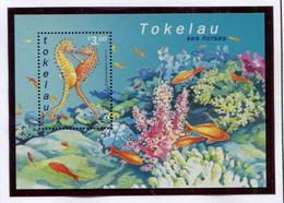 Tokelau 2001 Bf 33 Ippocampo Mnh - Tokelau
