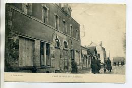 10 MAILLY Le CAMP Le CINEMA Affiches Sur Murs Casino  écrite Vers 1918     /D18-S2017 - Mailly-le-Camp