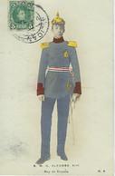 ESPAGNE - RARE - Rey De Espana - S. M. D. ALFONSO XIII - 1905 - Royal Families