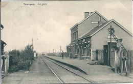 Tourpes. La Gare - Leuze-en-Hainaut