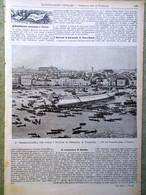 L'illustrazione Popolare 23 Ottobre 1898 Bergamo Vignola Mentana Gordon Tolstoi - Voor 1900