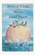 Postcard - Roald Dahl - James And The Giant Peach - New - Books