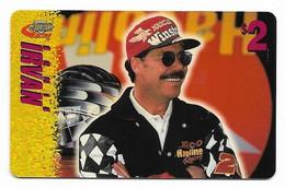 Racing, NASCAR, Ernie Irvan, Sprint $2 Calling Card, Expired In 1997, # Racing-31 - Sport