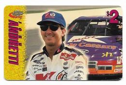 Racing, NASCAR, John Andretti, Sprint $2 Calling Card, Expired In 1997, # Racing-32 - Sport