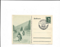 Sammlerkarte Nürnberg 1937 - Cartas