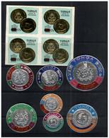 (stamps 17/9/2020) Selection Of Mint Tonga Stamps (11) - Tonga (1970-...)