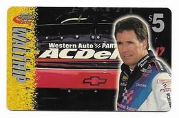 Racing, NASCAR, Darrel Waltrip, Sprint $5 Calling Card, Expired In 1997, # Racing-34 - Sport