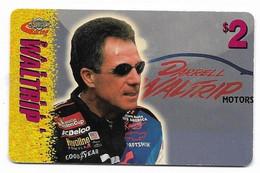 Racing, NASCAR, Darrell Walttrip, Sprint $2 Calling Card, Expired In 1997, # Racing-38 - Sport