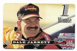 Racing, NASCAR, Dale Jarret, Sprint 1 Minute Calling Card, Expired In 1995, # Racing-43 - Sport