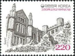 Coree Du Sud Korea 2260 Université - Sciences