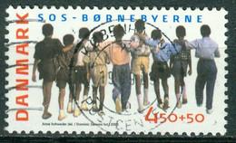 Bm Denmark 2005 MiNr 1395 Used | SOS Children's Villages. Boys - Danimarca