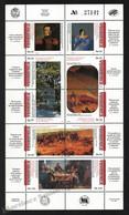 Venezuela 1995 Yvert 1709-18, Famous People. Bicentenary General Antonio Jose Sucre - Miniature Sheet - MNH - Venezuela