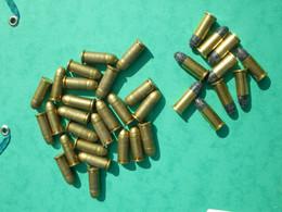 Cartouche 320 Poudre Noire - Decorative Weapons
