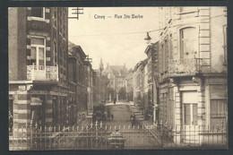 +++ CPA - CINEY - Rue Ste Barbe  // - Ciney