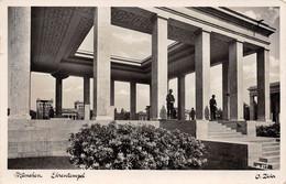 Echt Foto AK 1937 München Ehrentempel Mit 2 Wachposten Nach Oehringen - Muenchen