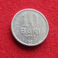 Moldova 10 Bani 2002 KM# 7 Moldavia Moldavie - Moldavia
