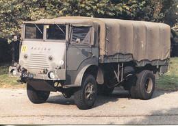 N°4505 R -cpsm Camion Saviem Type 2152 - Vrachtwagens En LGV
