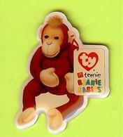Pin's Mac Do McDonald's TY Teenie Beanie Babies Singe - 8C21 - McDonald's