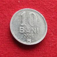 Moldova 10 Bani 2005 KM# 7 Moldavia Moldavie - Moldavia