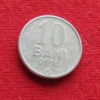 Moldova 10 Bani 2004 KM# 7 Moldavia Moldavie - Moldavia
