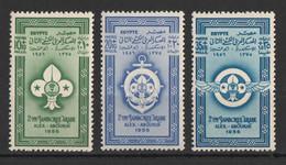 Egypt - 1956 - ( 2nd Arab Scout Jamboree, Alexandria ) - MNH** - Ungebraucht