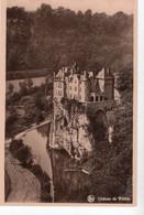 CPA  NELS - Château De Walzin - Commune De Dréhance -La Lesse - Pic Rocheux. - Houyet