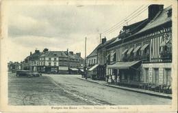 Forges Les Eaux - Station Thermale - Place Brevière - Forges Les Eaux