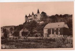 CPA  NELS - Château De Vêves - Cendron-Celles-lez-Dinant. - Houyet